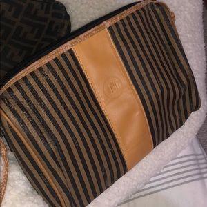 Fendi cross body purse.  VINTAGE